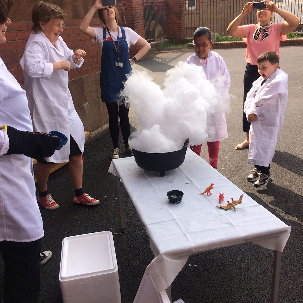 Dream Big - Science Experiment!